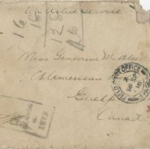Image of .2 envelope front