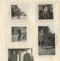 Image of .8  five photos (1940)