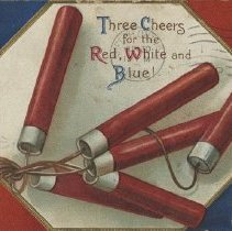 Image of Fourth of July Card