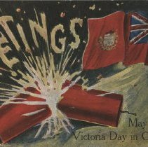 Image of Victoria Day Card