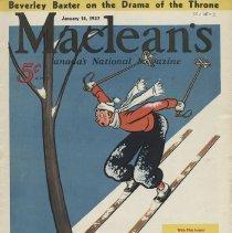 Image of McLean's Magazine, Jan. 15, 1937