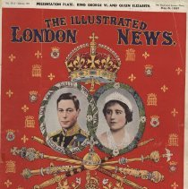 Image of The Illustrated London News, Coronation Week