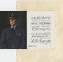 Image of .26 Canada's Air Heritage Booklet Pages 8 and 9  (1941)