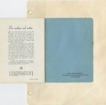 Image of .26 Canada's Air Heritage Booklet Page 24 and Inside Back Cover (1941)
