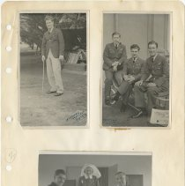 Image of .1  Three Photos  (1941)