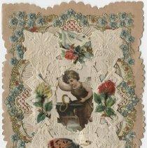 Image of 1985.82.160 - Card, Valentine