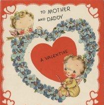 Image of Valentine's Card