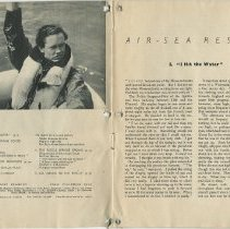 Image of .17 Page 2 and 3  Booklet: Air-Sea Rescue (1942)