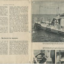 Image of .17 Page 12 and 13  Booklet: Air-Sea Rescue (1942)