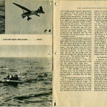 Image of .17 Page 20 and 21  Booklet: Air-Sea Rescue  (1942)