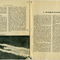 Image of .17 Page 30 and 31  Booklet: Air-Sea Rescue  (1942)