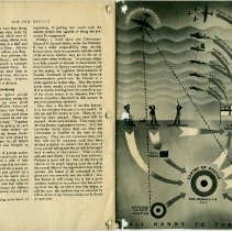 Image of .17 Page 32 and Inside Back Cover  Booklet: Air-Sea Rescue  (1942)