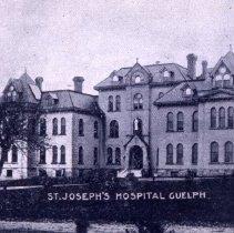 Image of St. Joseph's Hospital Postcard, 1916