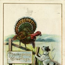 Image of Thanksgiving Card