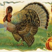 Image of 1967.1.135 - Card, Thanksgiving