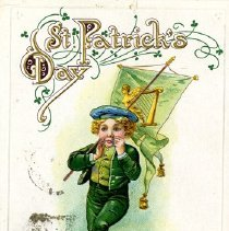 Image of St. Patrick's Day Card