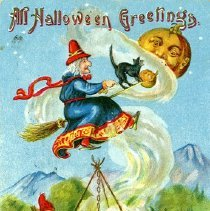 Image of Halloween Card