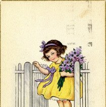 Image of 1976.4.5 - Card, Birthday