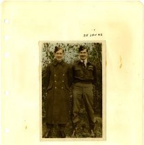Image of .25 front Single Photo Colour Dated 1942