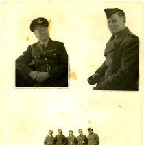 Image of .27 Three Cutout Photos (1942)
