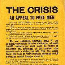 Image of Leaflet Front