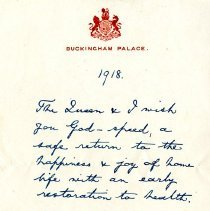 Image of Letter Front
