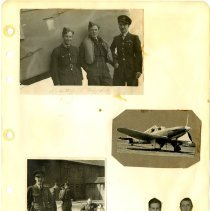 Image of .38  Two Photos and Two Cutouts  (1942)
