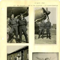 Image of .43 front  Four Photos  (1942)