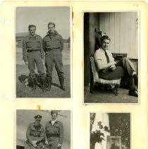 Image of .44 front  Four Photos  (1942)