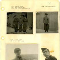 Image of .47 front  Three Photos and One Cutout  (1942)