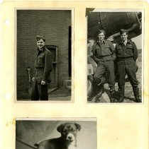 Image of .62 front  Three Photos   (1942)