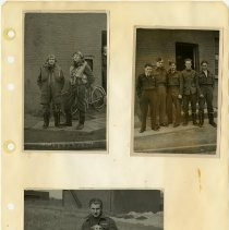 Image of .67 front  Three Photos  (1942)