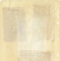 Image of .67 back  Handwritten Notes  (1942)