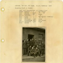 Image of .77 One Group Photo   (1943)