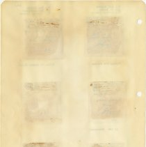 Image of .81 back  Handwriten Notes  (1943)