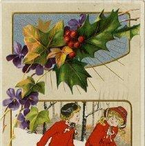 Image of 1967.1.106 - Card, Christmas