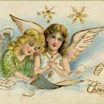 Image of 1967.1.90 - Card, Christmas