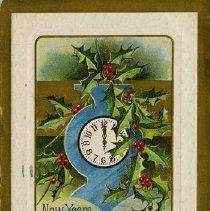 Image of 1967.1.94 - Card, Christmas
