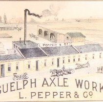 Image of Guelph Axle Works