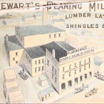 Image of Stewart Planing Mill