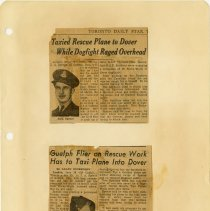Image of .3  Two Newspaper Articles   1943