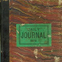 Image of 2013.53.1 - Journal