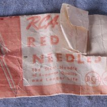 Image of 1973.27.1.9 - Needle, Phonograph