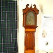 Image of M1997.6.1.1 - Clock, Grandfather