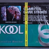 Image of 2014.82.12 - Box, Cigarette