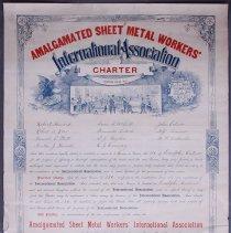 Image of 2014.74.1 - Certificate, Registration