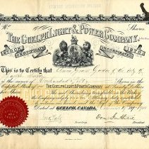 Image of 2014.84.137 - Certificate, Stock