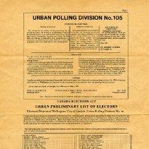 Image of 2015.46.2 - List, Voting
