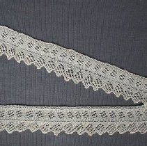 Image of 1974.31.1 - Lace Fragment
