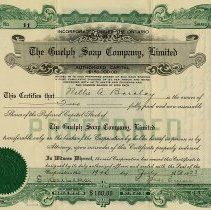 Image of 2016.48.12 - Certificate, Stock